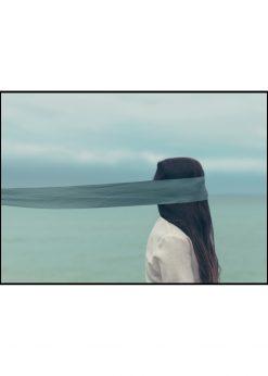 Girl With Hidden Face