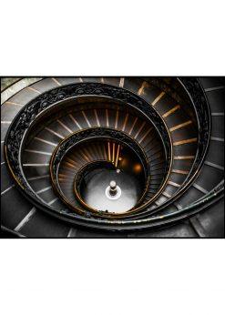 Old Circle Stairway