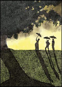 Shadows Illustration