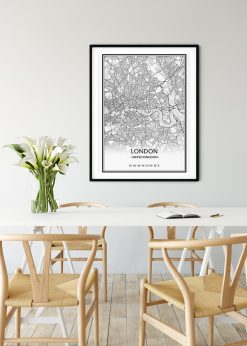 Map of London nr.1