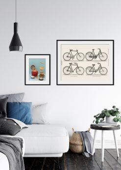 Old Bikes Vintage