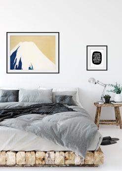 Mount Fuji Vintage