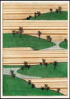 Japanese Landscape Illustration nr.1