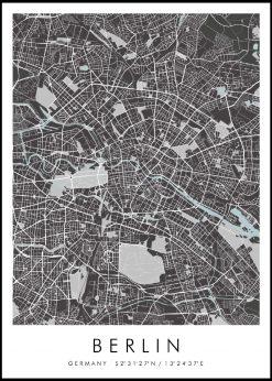 Map of Berlin nr.2