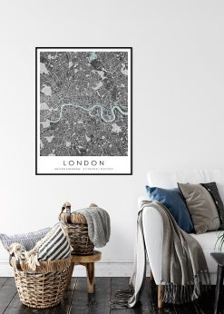 Map of London nr.2