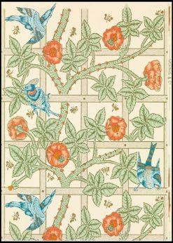 Trellis by William Morris