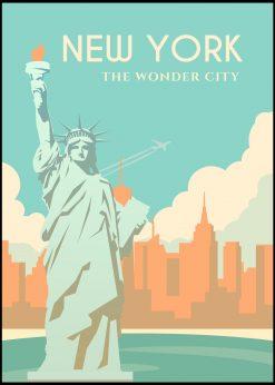 New York The Wonder City Amazing Travel