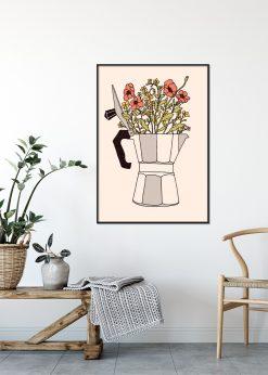 Moka Flowers by Florent Bodart