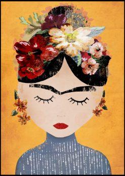 Frida Yellow by treechild