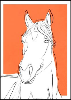 Horse by treechild