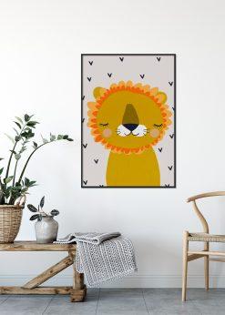 Little Lion by treechild