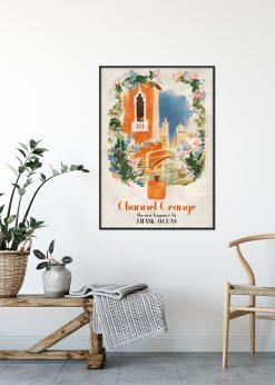 Channel Orange by David Redon
