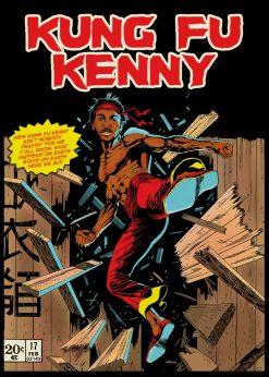 Dangerous Kenny by David Redon