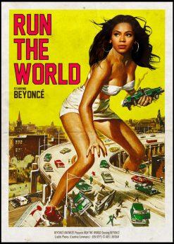 Run the World by David Redon
