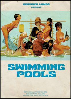 Swimming Pools by David Redon