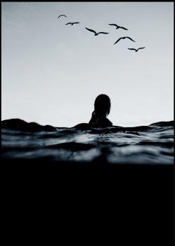 Sea Birds by Kubistika