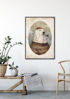 Polar Bear by Mike Koubou