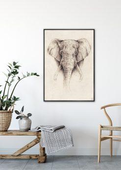 Elephant by Mike Koubou
