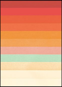 Rainbow Chevrons by Florent Bodart