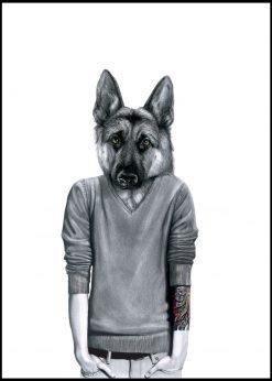 Dawg by Sanna Wieslander