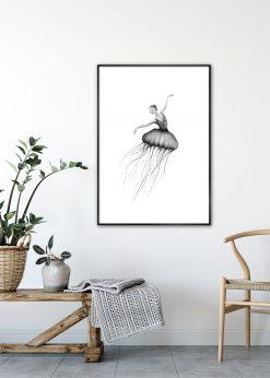 Jelly Dancer by Sanna Wieslander