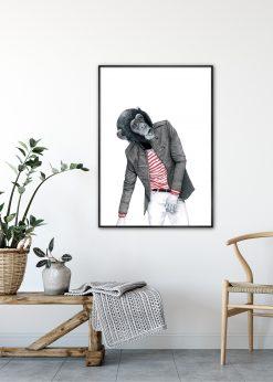 Monkey Business by Sanna Wieslander