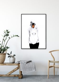 Swan Lady by Sanna Wieslander