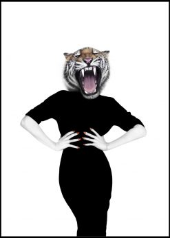 Wilma Wildcat 1 by Sanna Wieslander