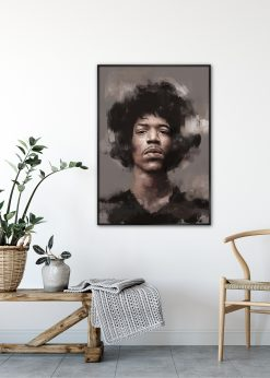 Jimi Hendrix№II by Gabriella Roberg