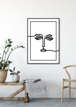 Black & White by Linnea Nygren
