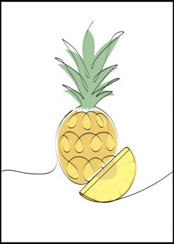 Pineapple by Sanny Lundgren