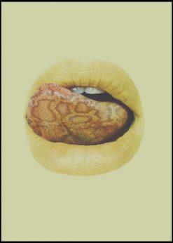 Snake Tongue by Jenni Tervahauta