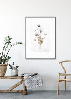 Summer Flowers by Jenni Tervahauta