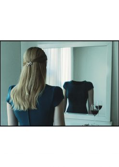 The Woman and The Mirror